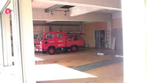 山口市消防団阿知須方面隊第1分団