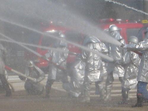 平成23年 山口市消防出初式