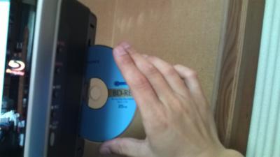 シャープ BD内蔵液晶テレビ LC-40DX3 3