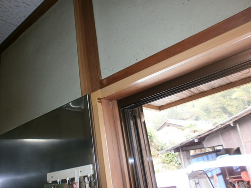 宇部市小野 H様邸 エコ内窓 YKK AP プラマードU 取付工事