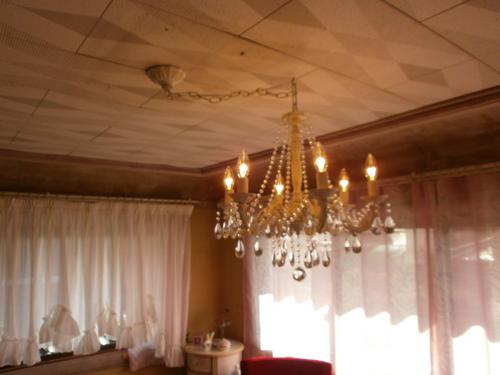 山口市佐山 H様邸 ときめきルーム 照明器具交換のお手伝い