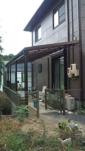 山口市阿知須 (有)WINDさん施工事例3