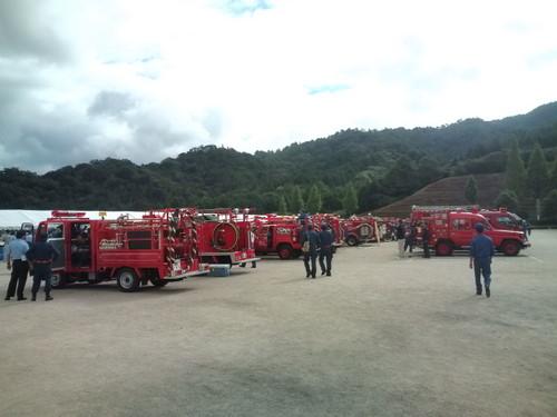 第58回山口県消防操法大会