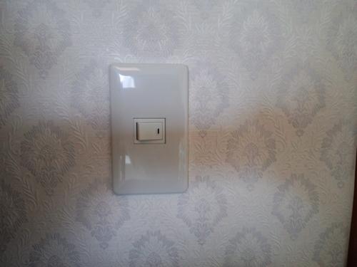 山口市阿知須 M様邸 パナソニック 省エネLEDシーリングライト LGBZ3100 取付工事