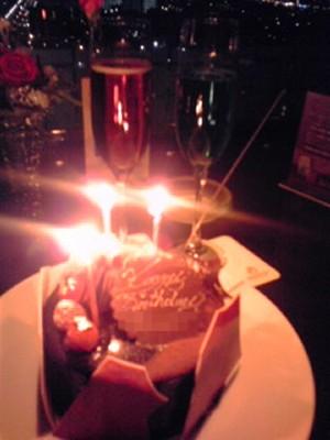 バースデーケーキ2