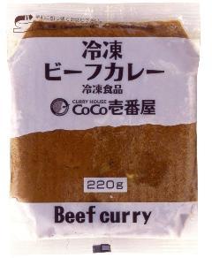 COCO壱 冷凍ビーフカレーソース