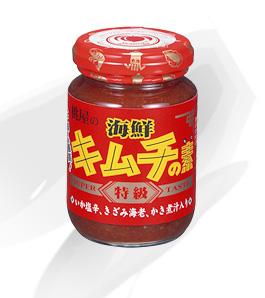 桃屋 海鮮キムチの素