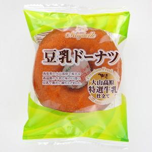 丸中製菓 豆乳ドーナツ