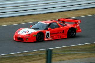 全日本GT選手権 ARTA NSX