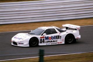 全日本GT選手権 ナカジマレーシング Mobil1 NSX