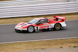 全日本GT選手権 ロックタイト無限NSX