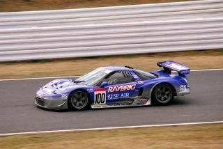 全日本GT選手権 RAYBRIG NSX