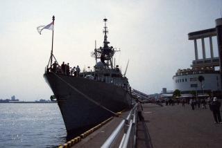 カナダ海軍 ハリファックス級フリゲート艦 バンクーバー