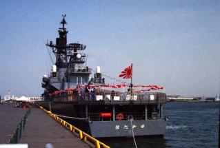 海上自衛隊 はたかぜ型護衛艦 DDG-171 はたかぜ