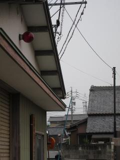 蓑川町西屋敷8にある火の見櫓