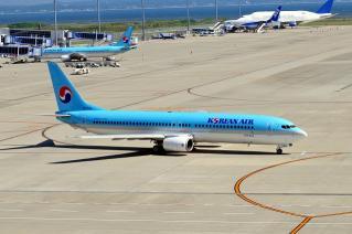大韓航空 B737-900