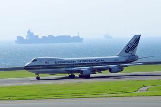 エバーグリーン B747-200(F)