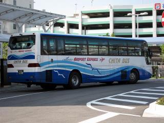 知多バス 空港直行バス