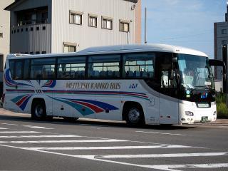 名鉄観光バス 日野 セレガ