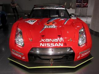 XANAVI NISMO GT-R #23