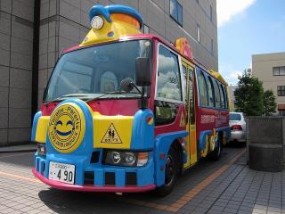 幼稚園バス