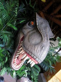ジュラシック・パーク・ザ・ライド T-Rex