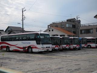 名鉄バス 岡崎営業所