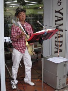 さすらいのギター弾き職人 いそ八郎
