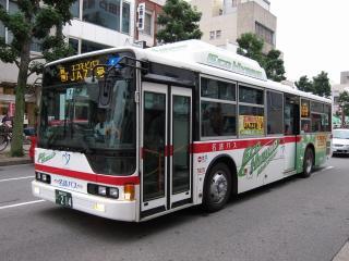 エコモビバス JAZZ号