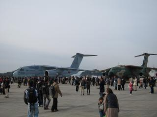 次期輸送機 XC-2 飛行試験機2号機