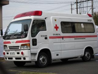 航空自衛隊 岐阜基地 救急車