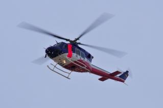 岐阜県防災ヘリコプター 若鮎II