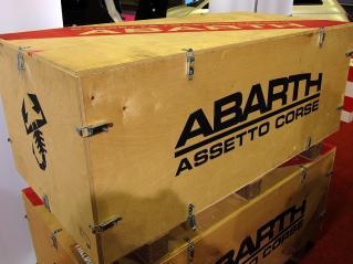 アバルト木箱