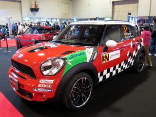 ミニ ジョン・クーパー ワークス WRC
