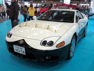 パトカー 三菱GTO