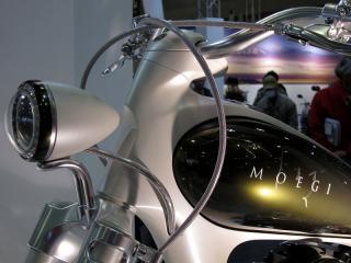 Y125 もえぎ(単気筒125ccバイク)