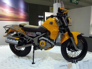 XTW250 稜駆(リョーク) 250ccバイク