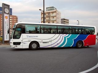 名鉄 中部国際空港行バス