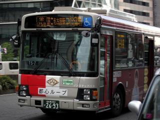 市バス 都心ループバス
