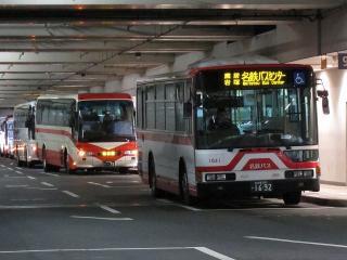 名鉄バス 路線バス&北陸鉄道 高速バス