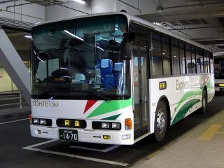 東濃バス 都市間高速バス