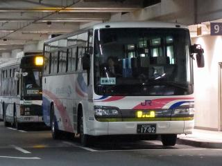 西日本JRバス 高速バス