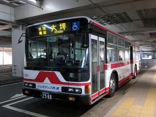 名鉄バス 路線バス
