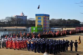 平成24年 岡崎市消防出初式