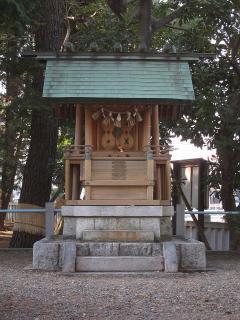 安城七夕神社