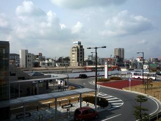 旧岡崎駅解体
