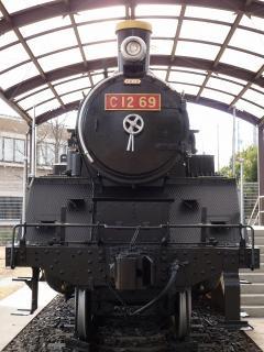 C12 69 蒸気機関車