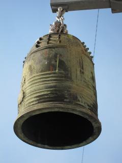 ホース乾燥塔の半鐘