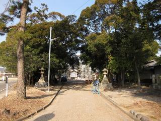 篠目八幡宮