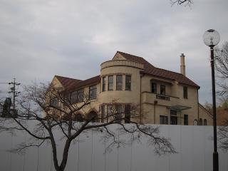旧本多忠次邸の復元工事